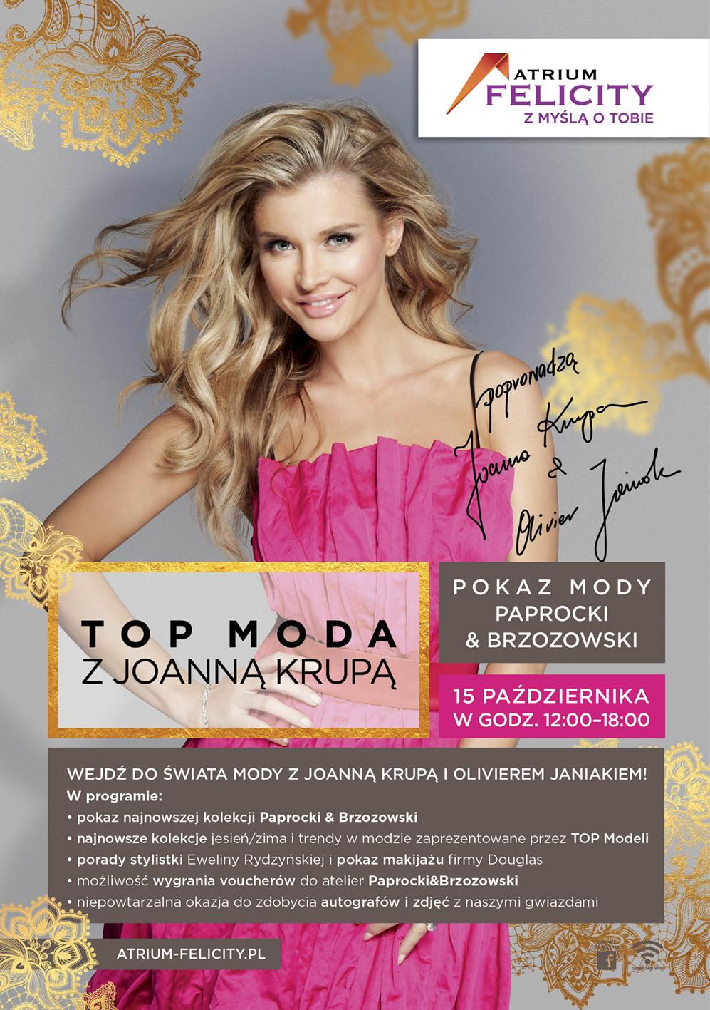 Felicity_TopModa_JKrupa_plakat-B1